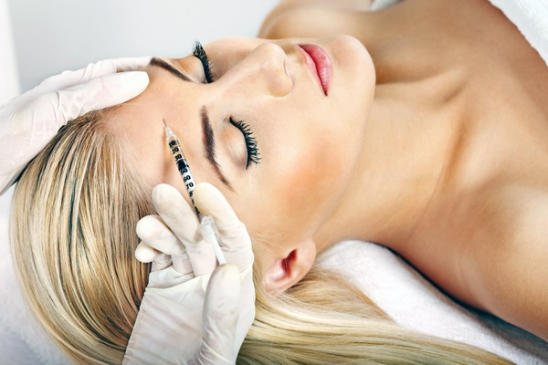 Botox anti-wrinkle treatment
