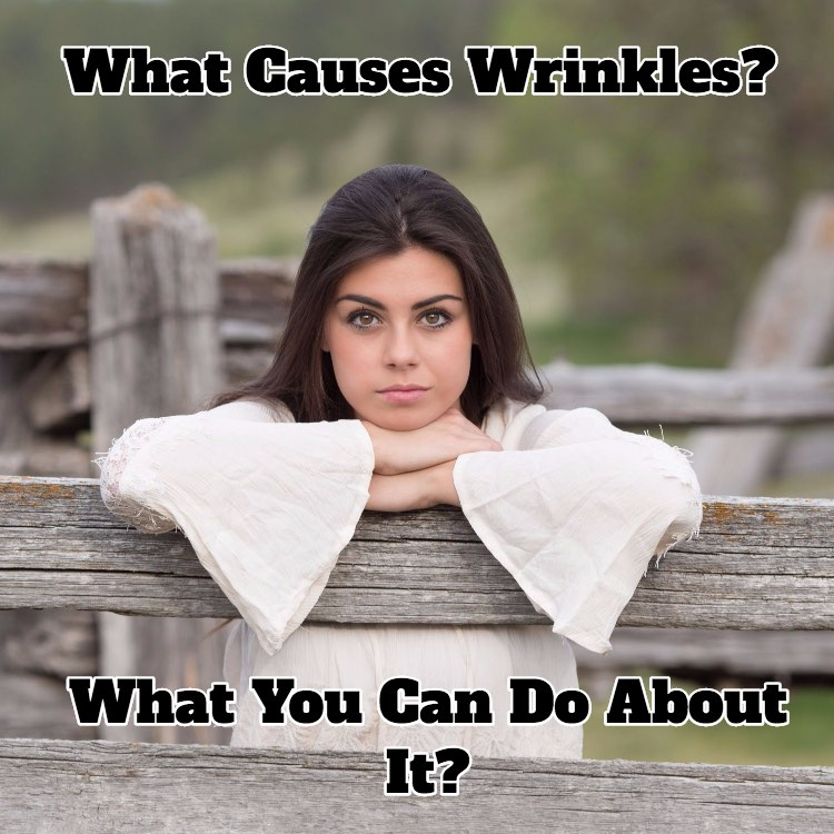 What Causes Wrinkles, What You Can Do About It?