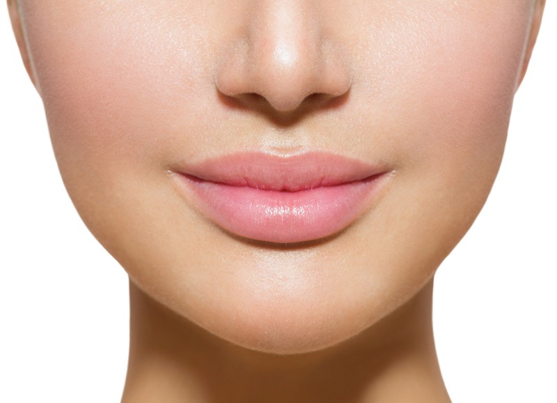 Lip augmentation Filler, Full Beautiful Face cosmetic dermatology