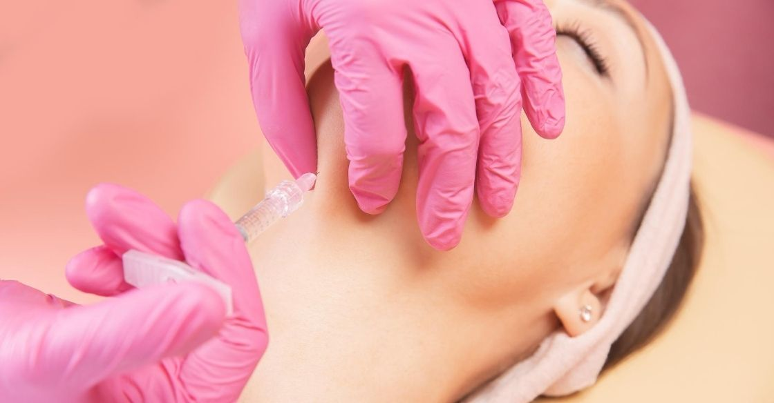 Kybella treatment