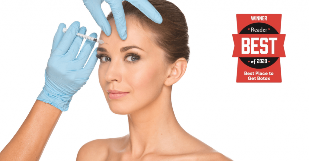SD Botox Named the Best Place to Get Botox in the San Diego Reader's Best Of 2020 Poll