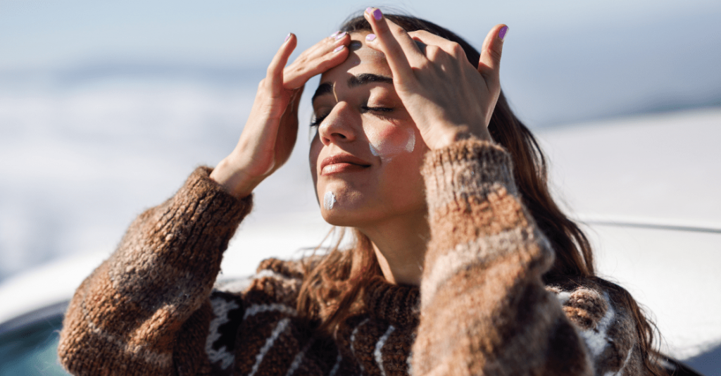 How To Prevent & Take Care of Dry Skin in Winter